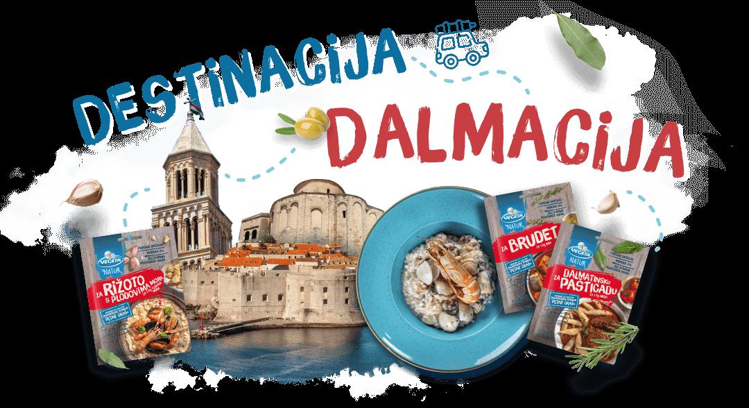 Slika Dalmacija u svim smjerovima