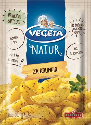 Savršen partner svakog krumpira